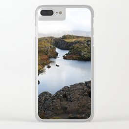 Halcyon Still Clear iPhone Case