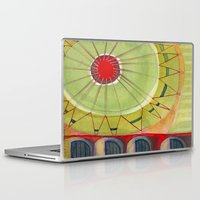 carnival Laptop & iPad Skins featuring Carnival by Angella Meanix