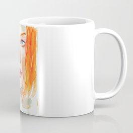 Leeloo Coffee Mug