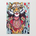 Tiger Woman by feliciaart