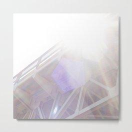 Bridge in the Sun Metal Print