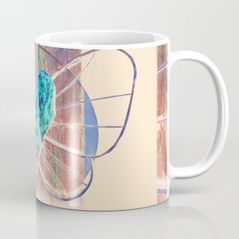 Elysium 2t by Kathy Morton Stanion Coffee Mug
