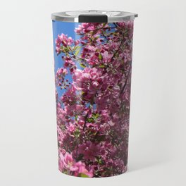 Spring blossoms pink Travel Mug