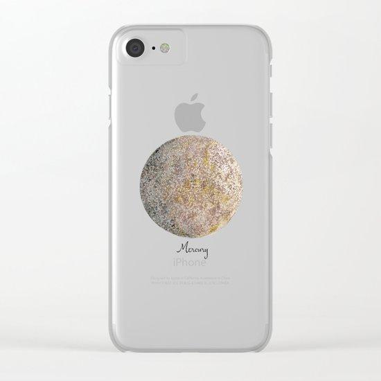 Mercury Clear iPhone Case