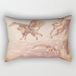 Gryphons Rectangular Pillow