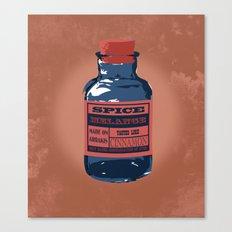 Spice Trade Canvas Print