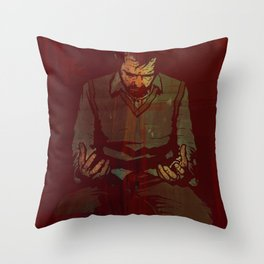 Out Of Range Throw Pillow
