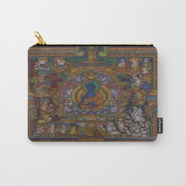 The Medicine Buddha Carry-All Pouch