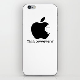 Think Different - Android Apple iPhone Skin