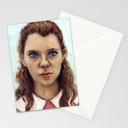 Suzy - Moonrise Kingdom - Kara Hayward Stationery Cards
