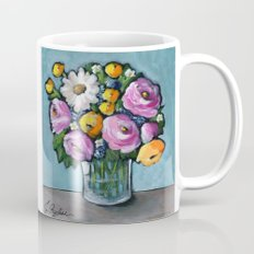 Beautiful Day Bouquet Coffee Mug