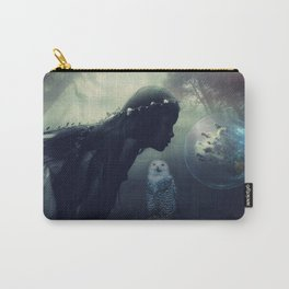 Scent of wisdom Carry-All Pouch