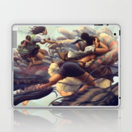 Sour Hour Laptop & iPad Skin