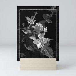 A Lone Flower Mini Art Print
