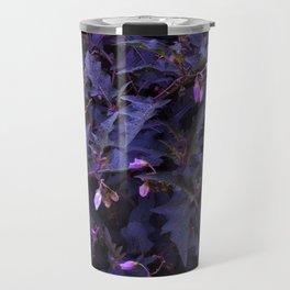 Purple Nettles Travel Mug