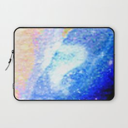 Minimal Angel Laptop Sleeve