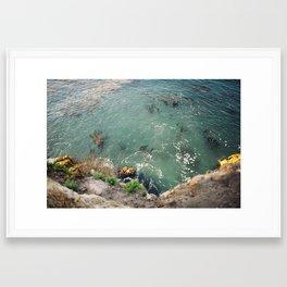 Pirates Cove No. 3 Framed Art Print