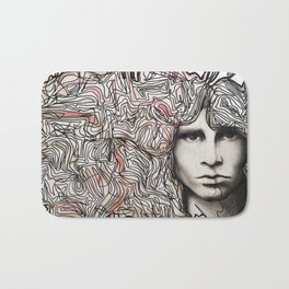 Cerebral freedom (Ode to JDM) Bath Mat