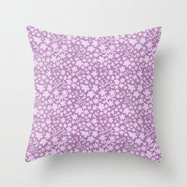Priya Floral by Lindsay Brackeen Throw Pillow