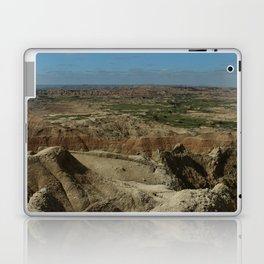 Amazing Badlands Overview Laptop & iPad Skin