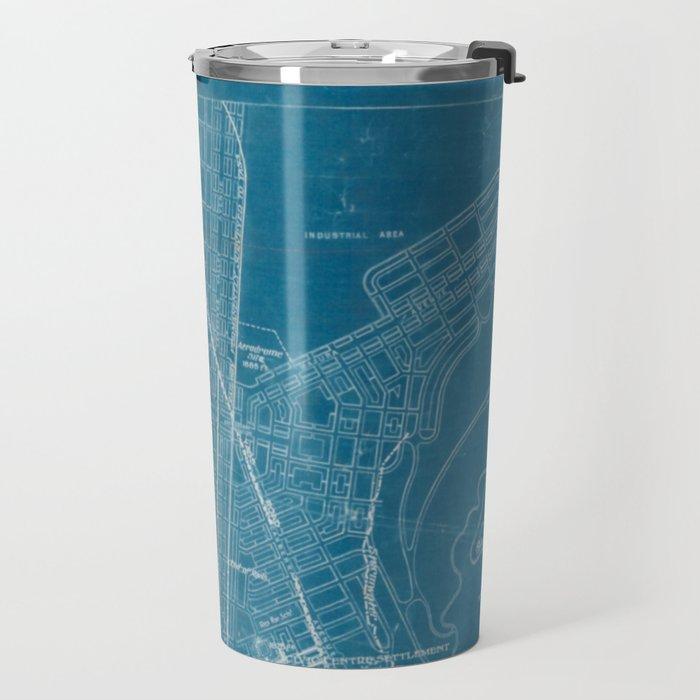Canberra plan Travel Mug