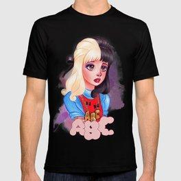 Alphabet Girl T-shirt