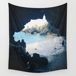 Hana Lava Tube Wall Tapestry
