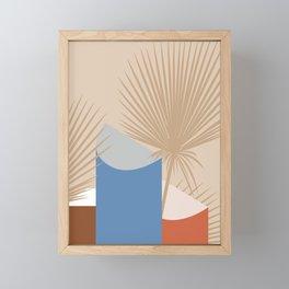 Tropical Breeze 02 Framed Mini Art Print