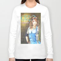 dorothy Long Sleeve T-shirts featuring Dorothy by marmaseo