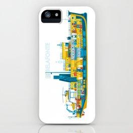 BELAFONTE - The Life Aquatic with Steve Zissou iPhone Case