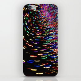 Crashing iPhone Skin