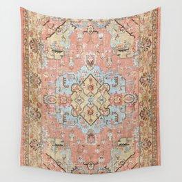 Vintage cute rug Wall Tapestry