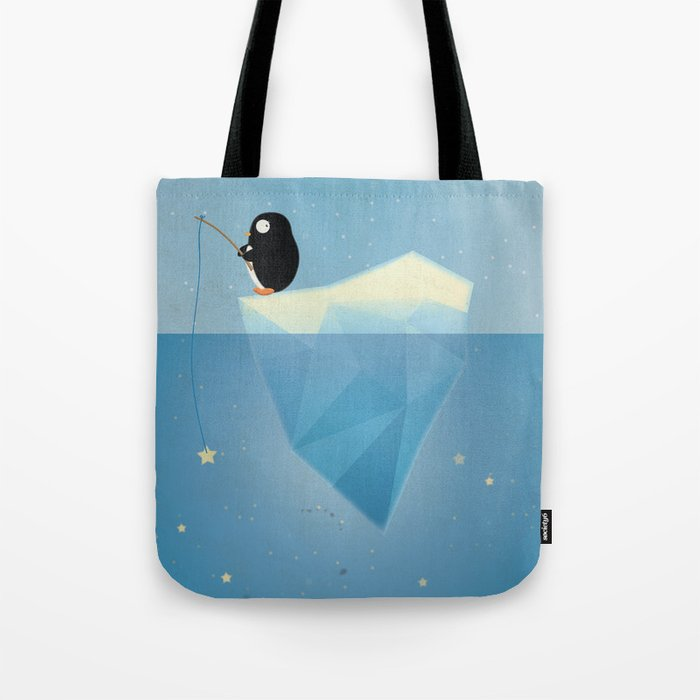FISHER OF STARS Tote Bag