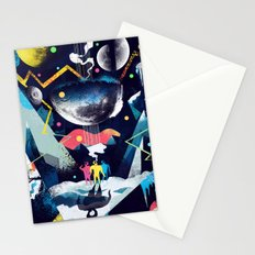 Spiritual Ascent Stationery Cards
