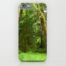 Lush Rain Forest iPhone 6s Slim Case