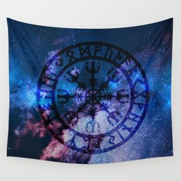 Viking - Aegishjalmur Wall Tapestry
