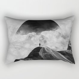 We never had it anyway Rectangular Pillow