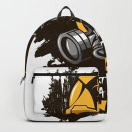 Put me in quarantine Gamer Backpack