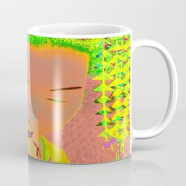 Geisha Pop Art Coffee Mug