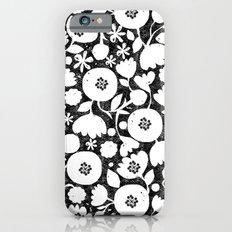 clear cut flowers Slim Case iPhone 6s
