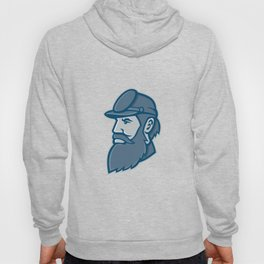 General Stonewall Jackson Mascot Hoody