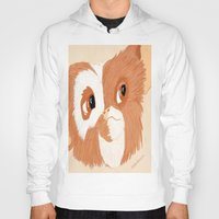 gizmo Hoodies featuring Gizmo by ItalianRicanArt