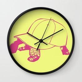 Just Chillin. Wall Clock