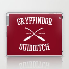 Hogwarts Quidditch Team: Gryffindor Laptop & iPad Skin