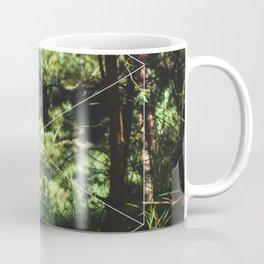 Cube - Earth Coffee Mug