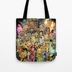 Lil' X Tote Bag