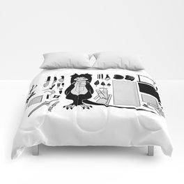 Krrah's Tools Comforters