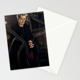 Time Lord Stationery Cards