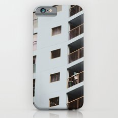 postcard from a tower block... iPhone 6s Slim Case