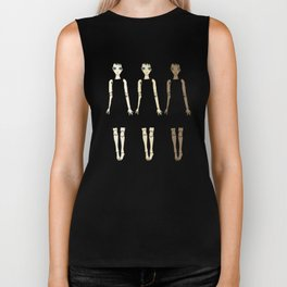 Witch Sister Triplet - Ball Jointed Dolls Series Biker Tank